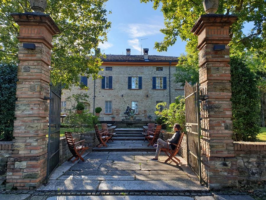 itinerario tra i colli piacentini: cosa vedere_palazzo podere illica