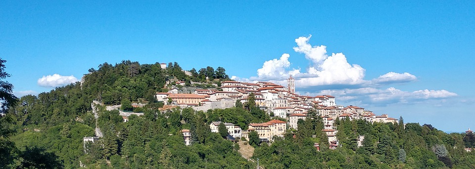 Il Borgo del Sacro Monte di Varese