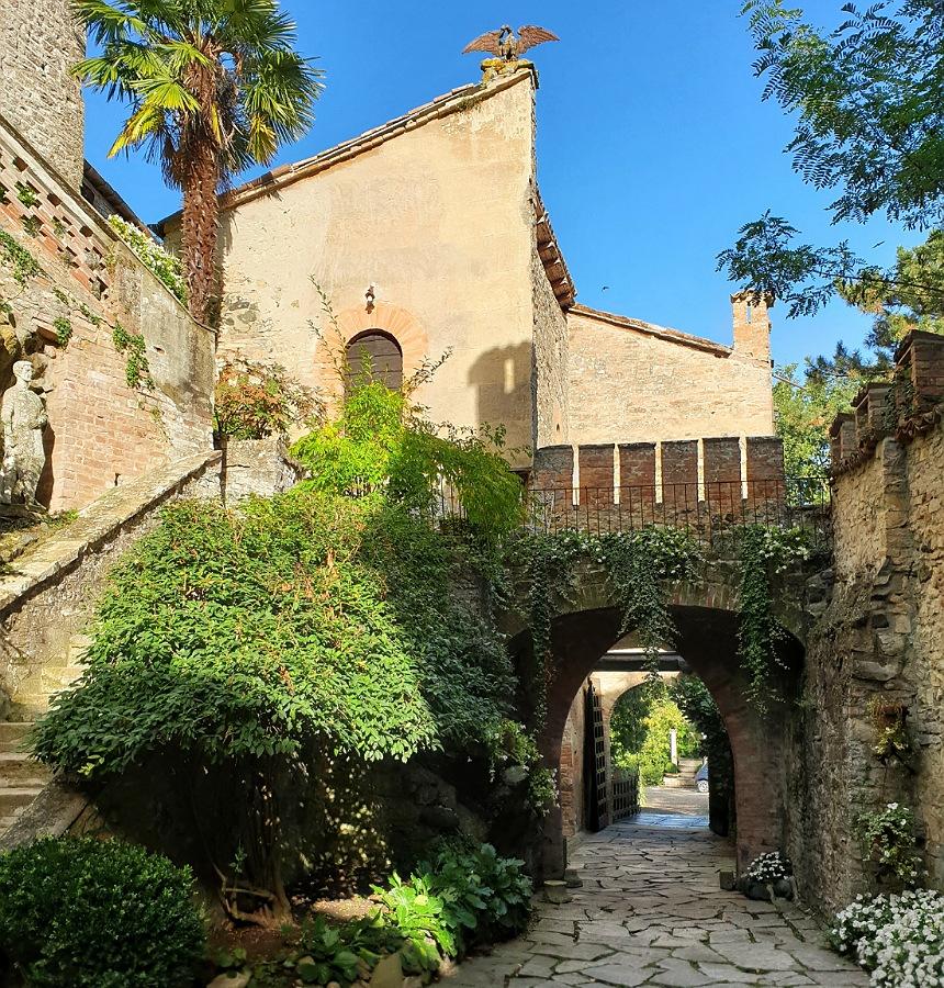 Castello di Gropparello di Piacenza