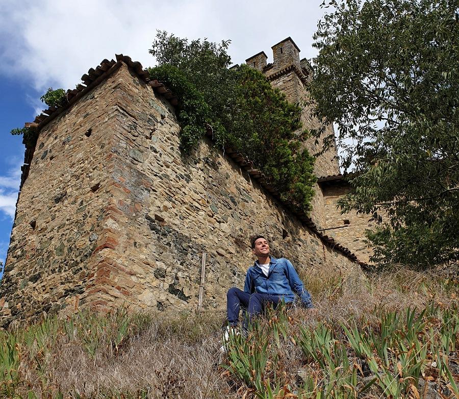 il parco delle fiabe del castello di gropparello