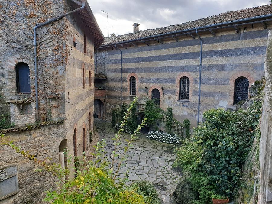 visitare il castello di gropparello in occasione di eventi