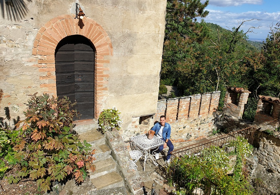storia e visita al castello di gropparello di piacenza