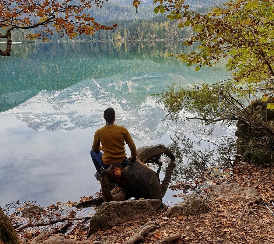 foliage_lago di tovel_autunno