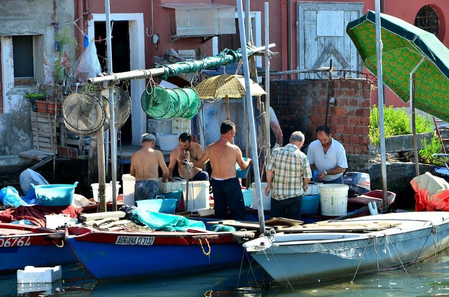 pescatori_chioggia_cosa fare vicino a venezia