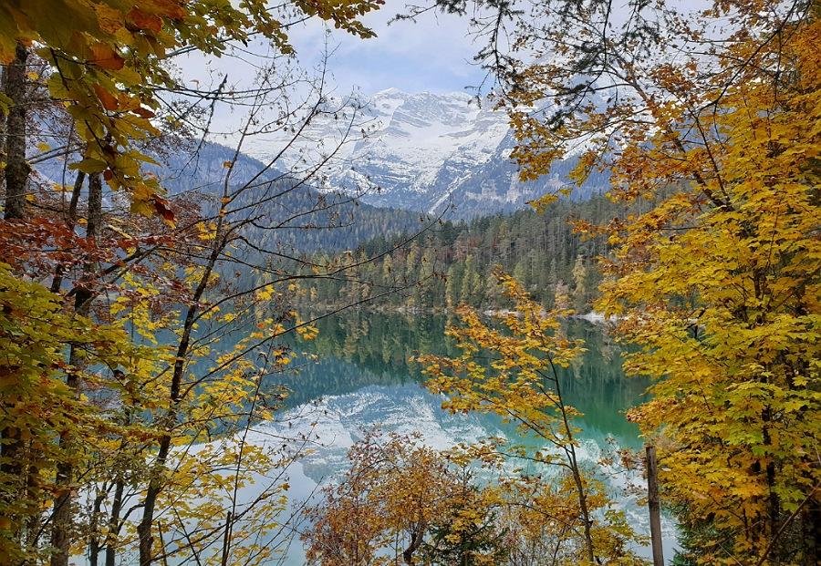 autunno_lago di tovel_foliage