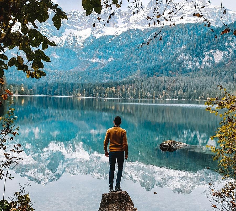 leggenda_lago di tovel_rosso