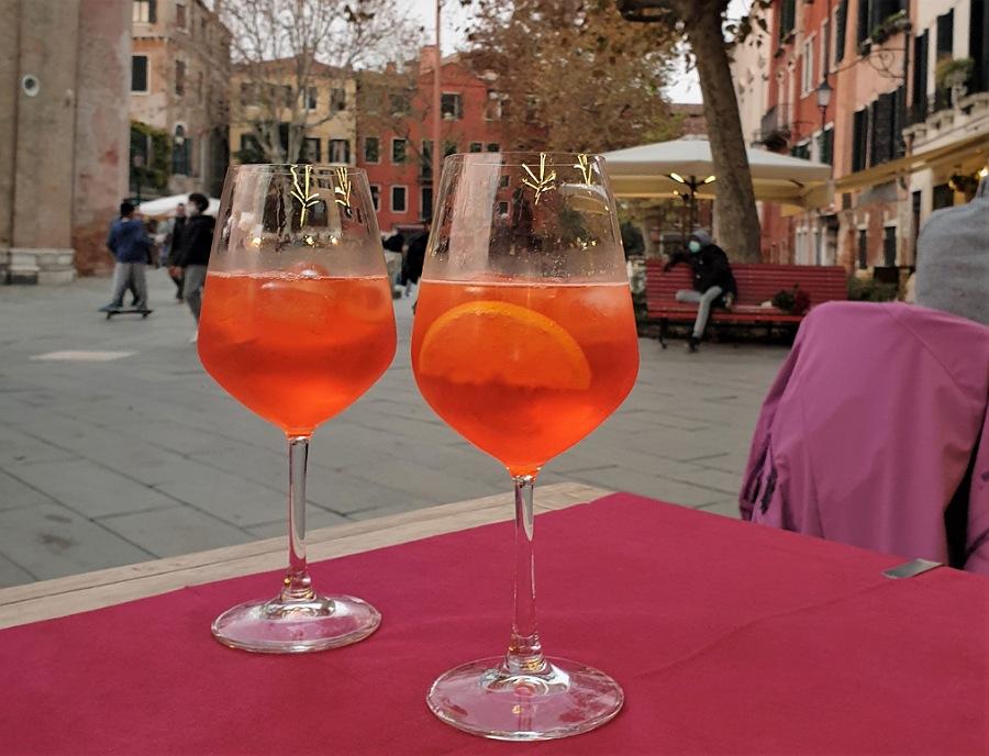 spritz a venezia_migliori bacari