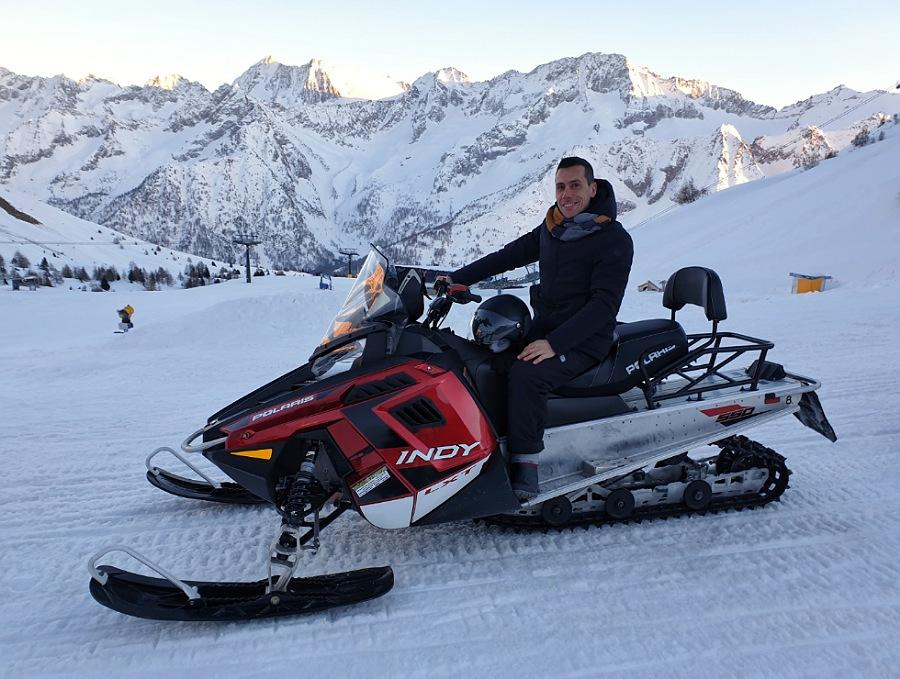 escursione in motoslitta al passo del tonale_cosa fare in inverno