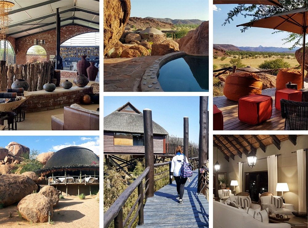 lodge dove dormire in Namibia
