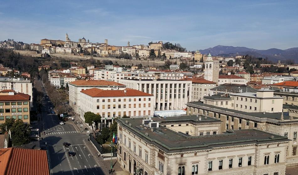 panorama dalla torre dei caduti di bergamo bassa_cosa vedere