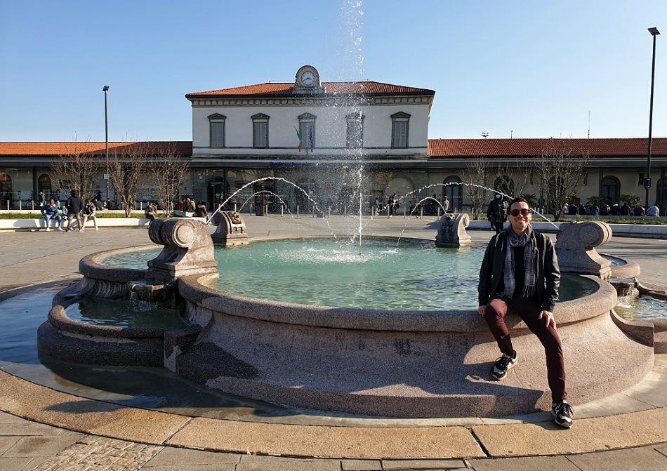 stazione ferroviaria di bergamo_itinerario bergamo bassa