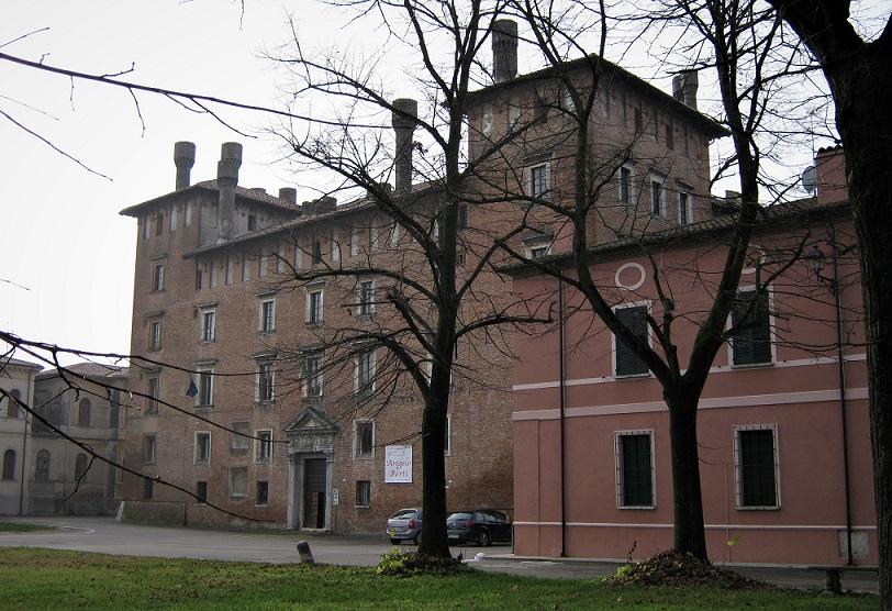 Palazzo Ducale a Revere_mantova e dintorni_cosa vedere