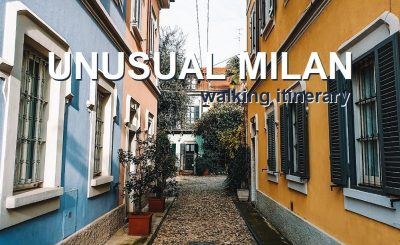 walking path in a hidden milan_what to see