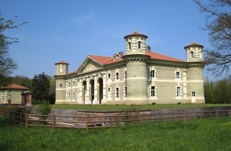 Palazzina di caccia dei Gonzaga a Bosco Fontana