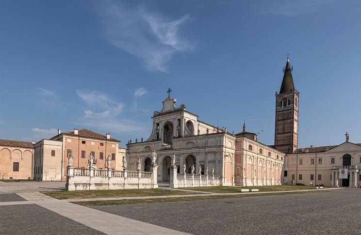 Abbazia Polironiana_cosa vedere vicino a Mantova