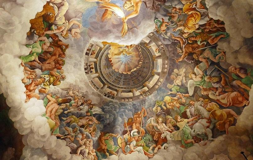 affreschi a Palazzo Te_mantova e dintorni_cosa vedere