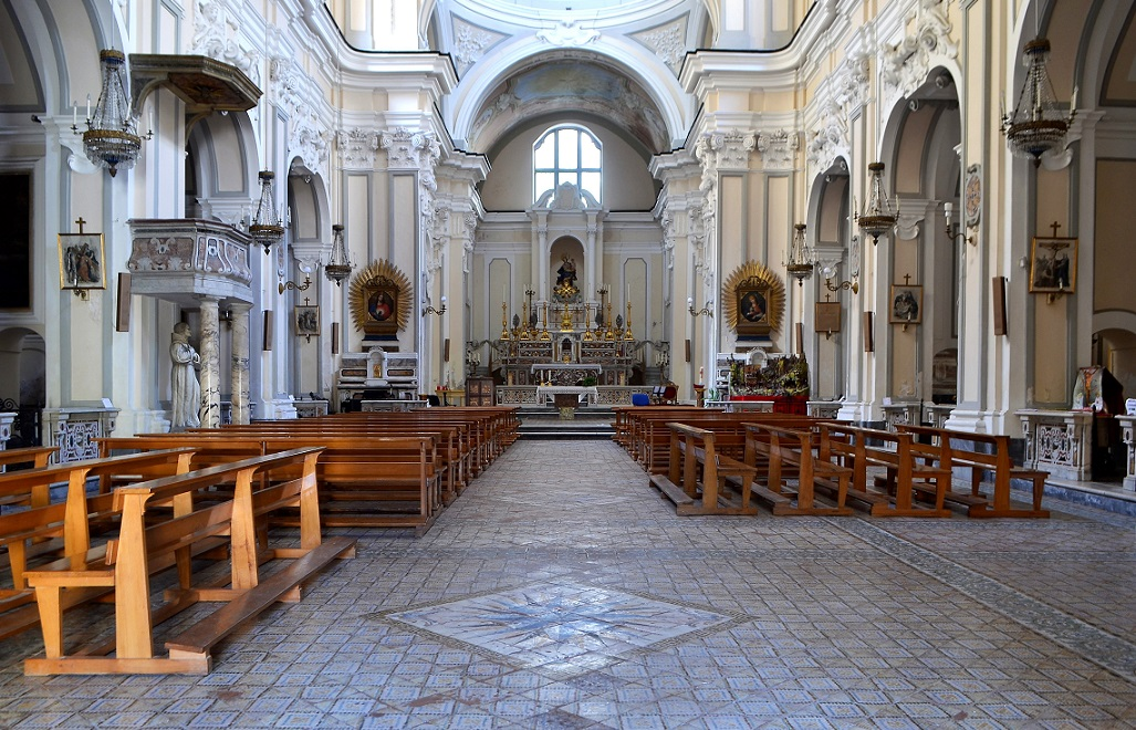 Chiesa di Santa Maria della Mercede a Montecalvario_napoli