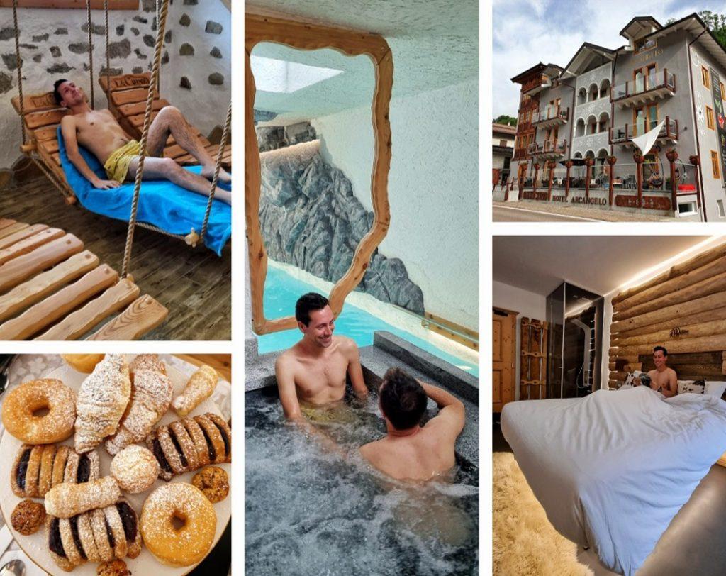 Dove dormire in Val di Sole: Hotel Arcangelo a Pellizzano