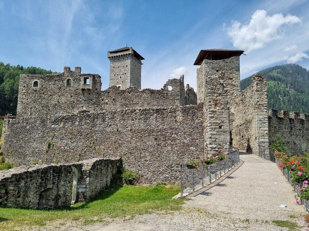 Castello di San Michele a Ossana_cosa vedere in Val di Sole