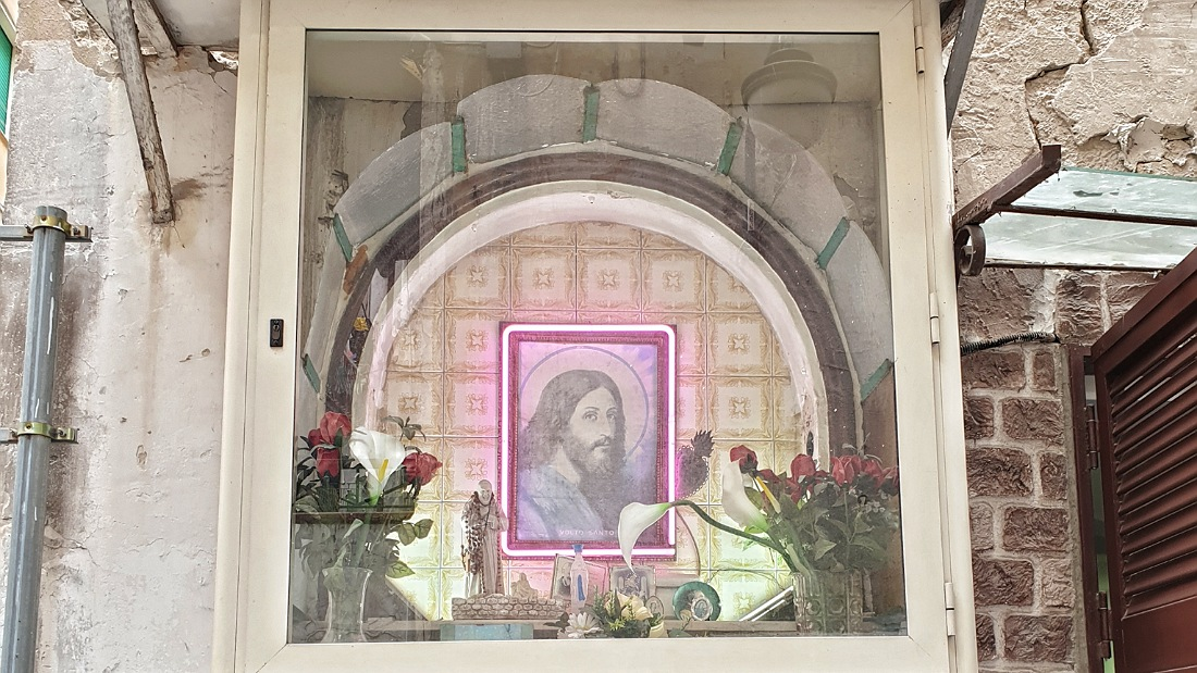 cappelle votive nei Quartieri Spagnoli_cosa vedere
