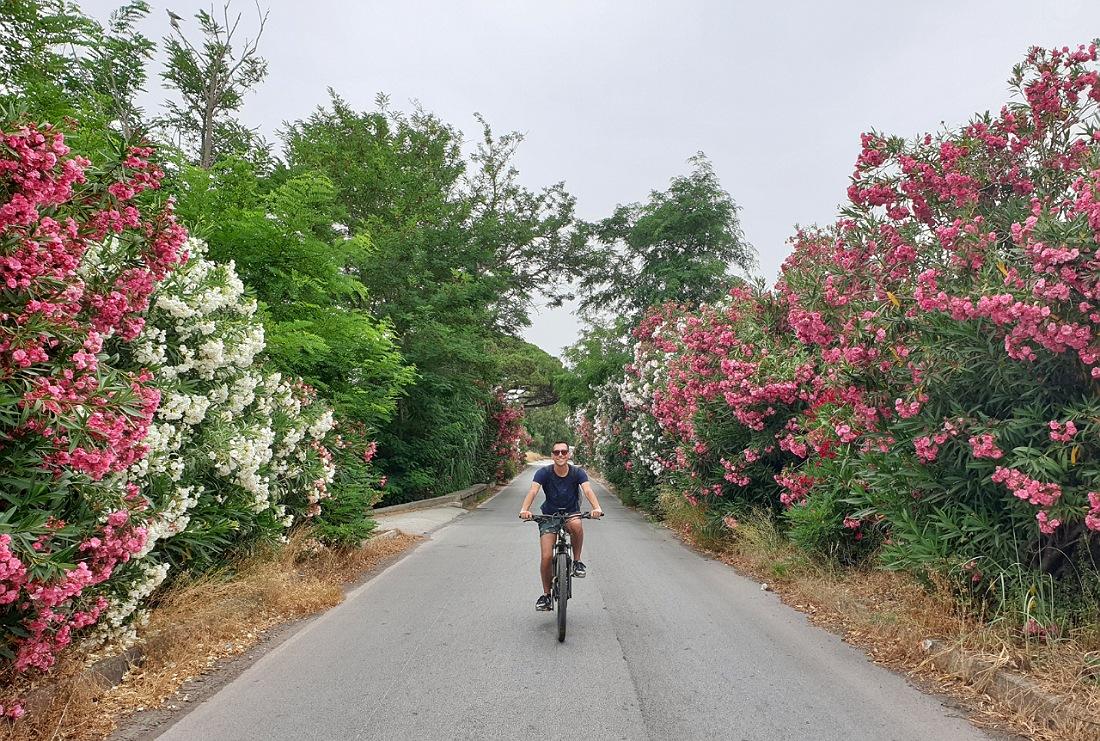 isola di vulcano_cosa vedere e cosa fare_bicicletta elettrica