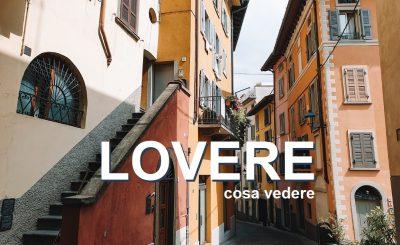 cosa vedere a Lovere sul Lago d'Iseo a Bergamo