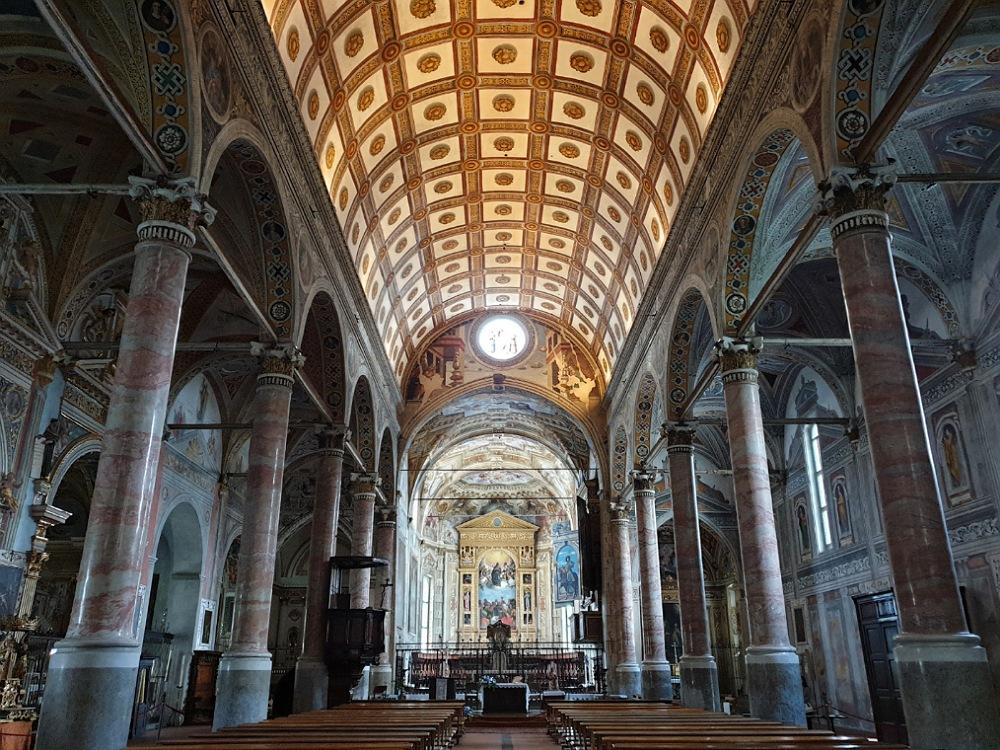 Basilica di Santa Maria in Varlvendra tra le cose da vedere a Lovere