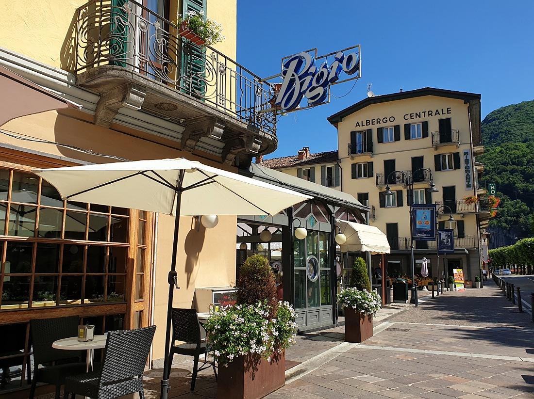 Pasticceria Bigio a San Pellegrino Terme famosa per i biscotti del Bigio