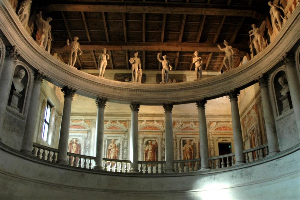 Teatro all'Antica di Sabbioneta_patrimonio Unesco in Lombardia