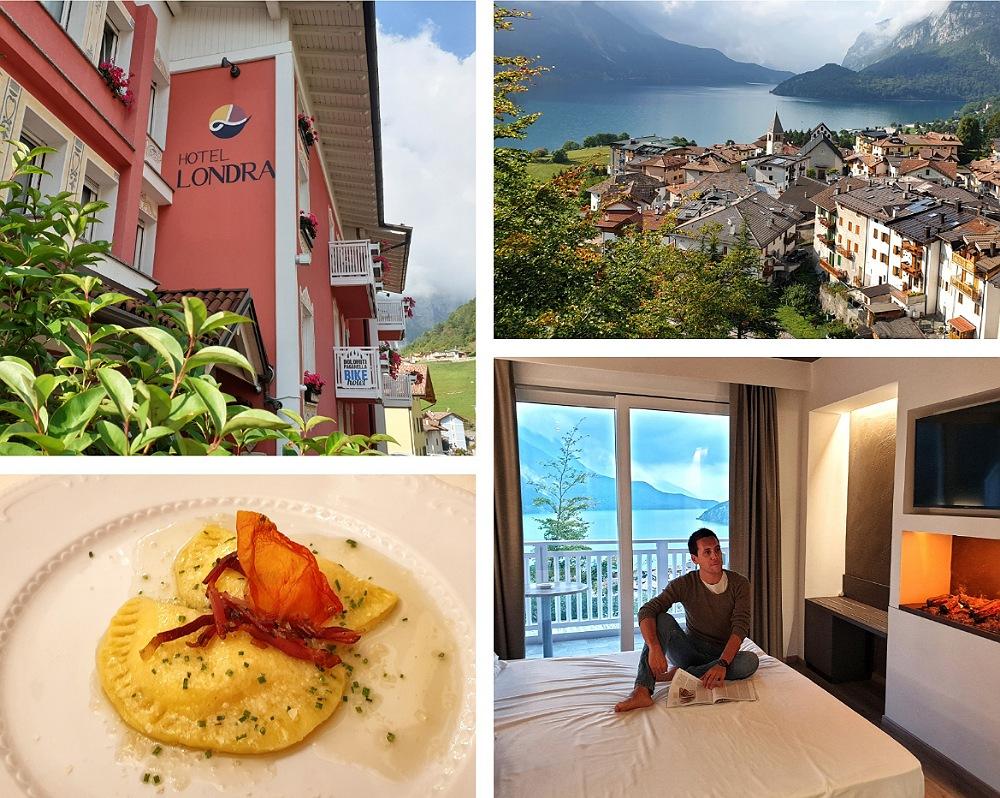 Hotel Londra: dove dormire e dove mangiare a Molveno