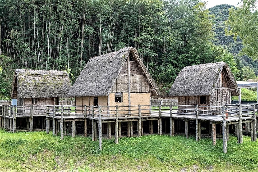 Sito palafitticolo di Ledro in provincia di Brescia