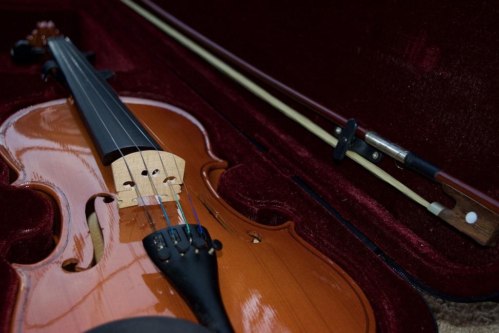 Violino dell'arte liutaia cremonese nel patrimonio UNESCO